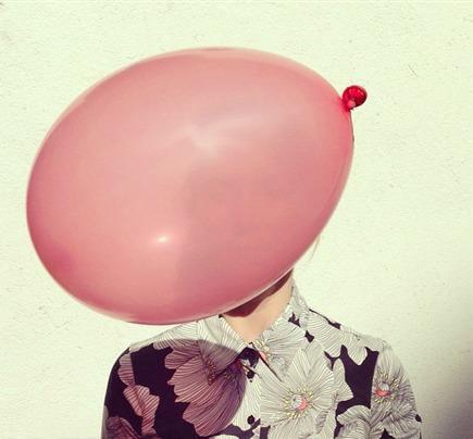 Pallone rosa